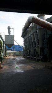 Hệ thống hút bụi gỗ Cyclone